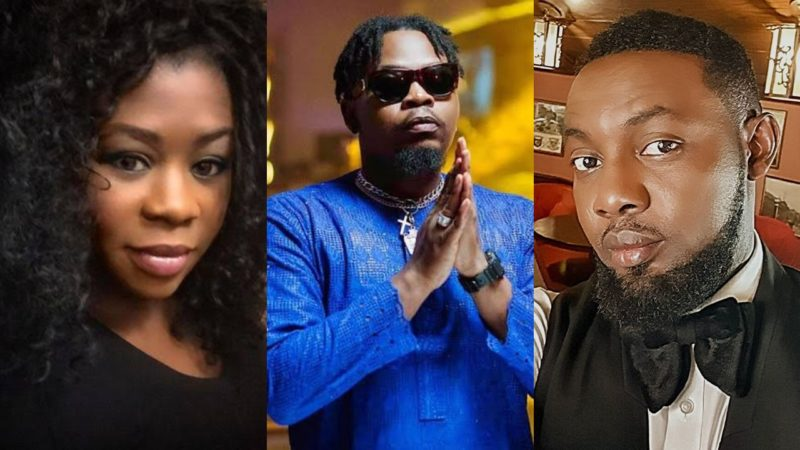 AY Makun reacts to claims that he berated Olamide before he became famous