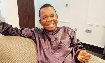 I'm still the most handsome actor alive– Chiwetalu Agu declares