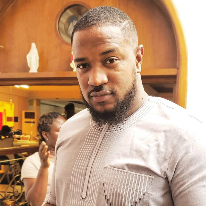 Nollywood's Mofe Duncan showers celebrates self as he turns 37
