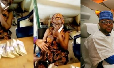 E-money blesses aged woman with N500k