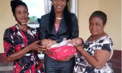Imo: Man abandons wife after she gave birth to conjoined twins