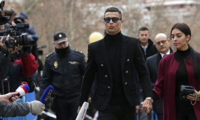 Is Cristiano Ronaldo expecting another baby?
