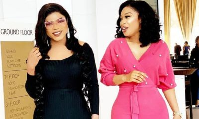 Alleged N30m fraud: Tonto Dikeh's connection freed Bobrisky from prison