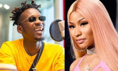 Mr Eazi n Nicki Minaj