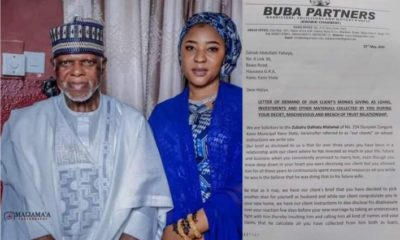 Hameed Ali's new wife: Man demands N9m refund from ex-girlfriend for refusing to marry him