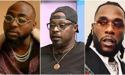 Davido is the real 'Odogwu' not Burna Boy, Veteran musician, Eedris Abdulkareem reveals