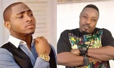 Davido reacts to Abdulkareem's praise, calls him a pu&&y and a copycat