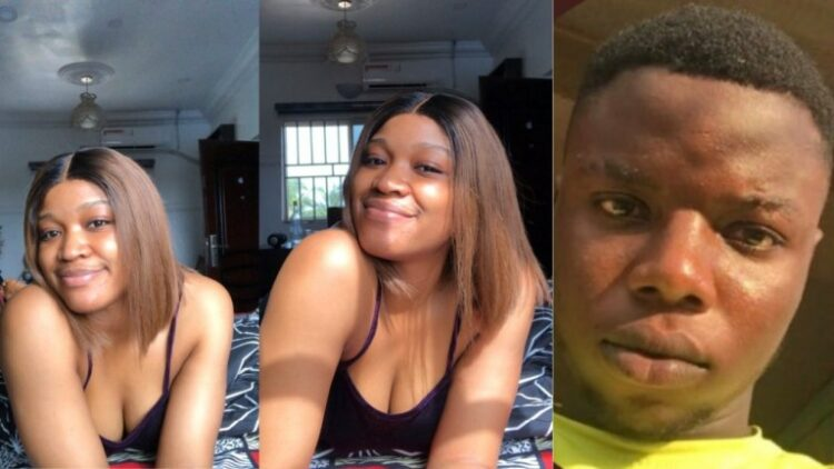 'You are next to be raped', Nigerian Man reacts to Lady's new pictures on social media