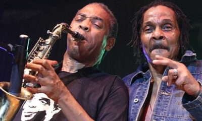 You made great music and brought great vibes, Femi Kuti pays tribute to Majek Fashek