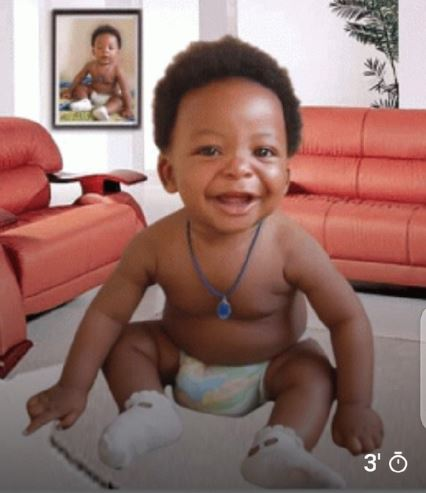 Umuahia: Couple steals 10-month-old baby (photos)