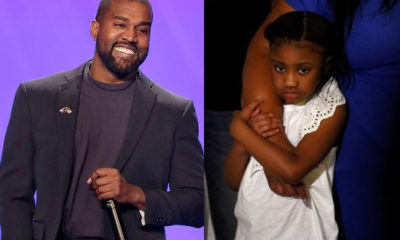 George Floydd: Kanye West sets up college fund for daughter, donates $2m