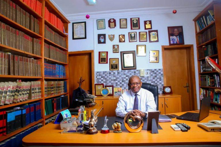 Senior Advocate of Nigeria Badejo slumps, dies