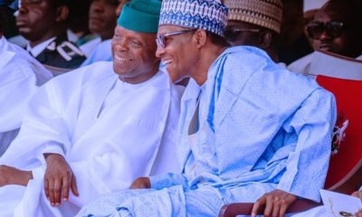 JUST IN: Appeal Court urged to order release of Buhari, Osinbajo, others asset declarations