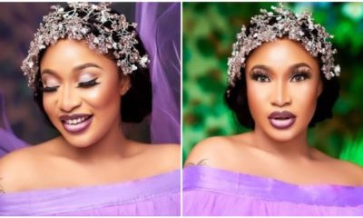 35th birthday: I'm grateful to God for all the battles he has fought for me, Tonto Dikeh celebrates with stunning photos