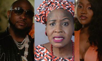 Daft Igbo girl, you will never be more than an assurance, Kemi Olunloyo slams Davido's Chioma