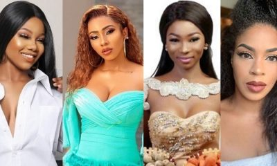 Bbnaija reunion show: Good deeds are done with intention not for attention, Tacha shades Mercy, Venita for disgracing Ella