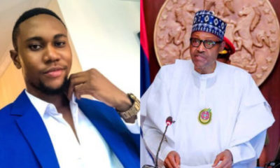Twitter influencer in trouble after calling Buhari a fraudster on social media