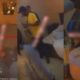 SURPRISE GONE WRONG! Man catches girlfriend cheating in hotel he planned to throw her a surprise party (video)