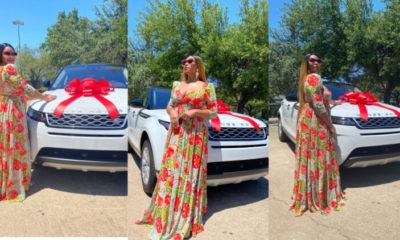Wedding was postponed but my fiancé still got me a wedding gift, Nigerian lady reveals (photos)