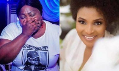 Eniola Badmus reacts to the death of former beauty queen Ibidun Ighodalo