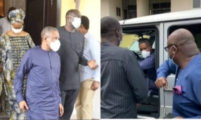 Dangote pays condolence visit to pastor Ituah Ighodalo (video)