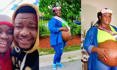 God has blessed me and wife with a child after 10 years, Actor Browny Igboegwu reveals