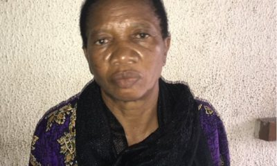 Mother arrested after N550m belonging to 24-year-old son was found in her account