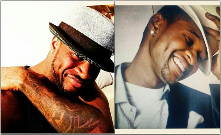 Why do I have a striking resemblance to Usher, Mr P asks ...