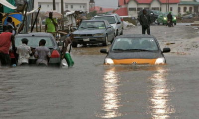 Teenager allegedly drowns in Lagos flood