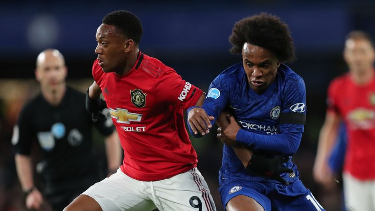 Man Utd to battle Chelsea in FA Cup semis