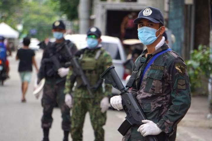 Phillipines police
