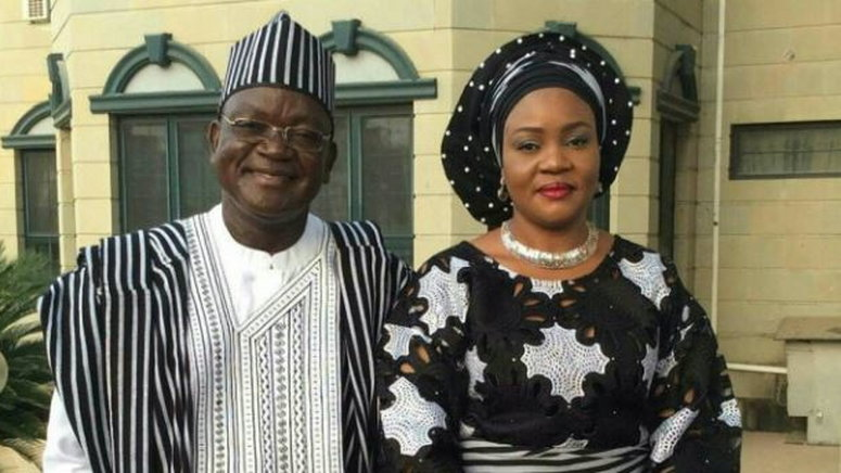 Covid-19: Ortom's wife, son, aides test positive