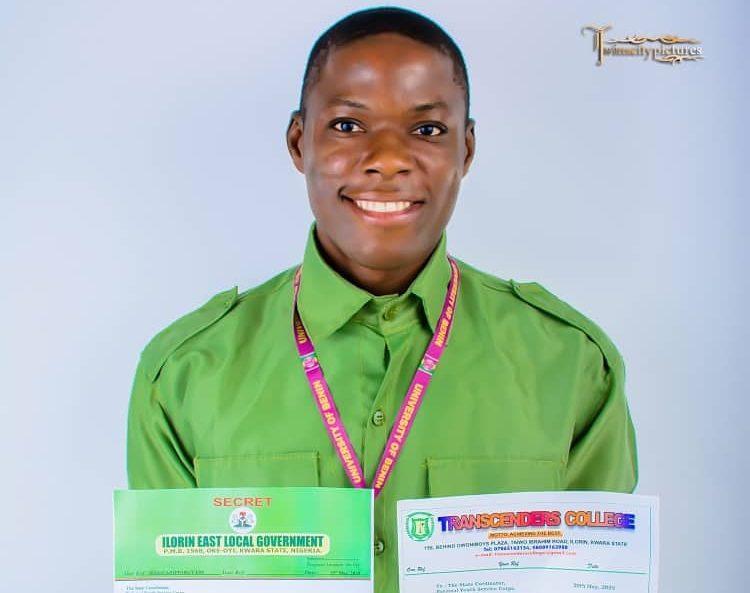 Global change maker and multiple award winner, Emmanuel Oluwasayomi Ahmadu