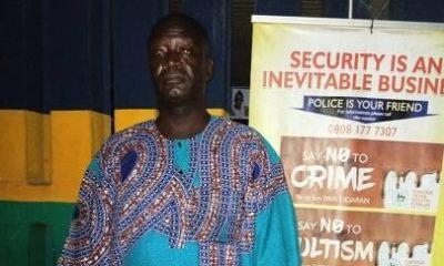 Rapist CAC pastor