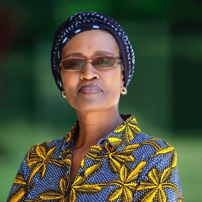 Ms. Winnie Byanyima, current UNAIDS Executive Director