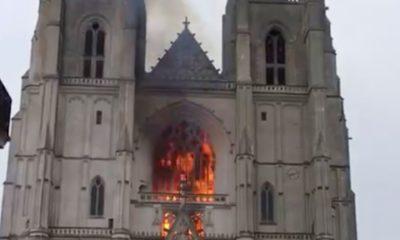 Nantes Cathedral