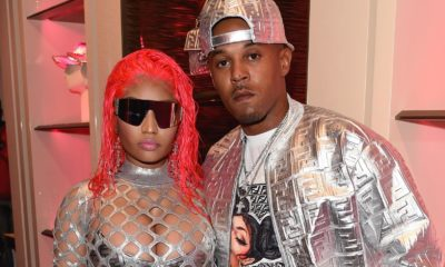 Kenneth Petty, Nicki Minaj