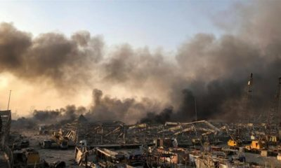 Beirut blast