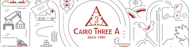 Cairo Three A  for International Industries. cover photo