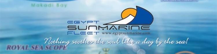 Egypt Sunmarine cover photo
