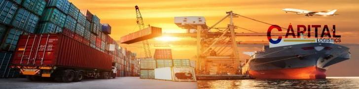 Capital logistics cover photo