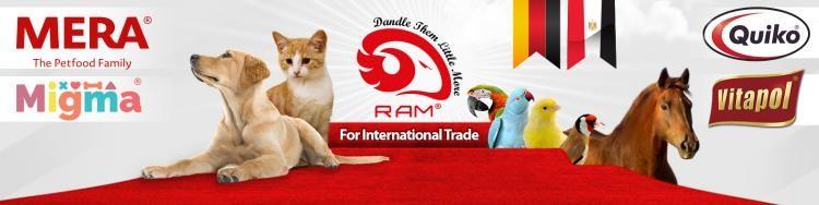 RAM FOR INTERNATIONAL TRADING cover photo
