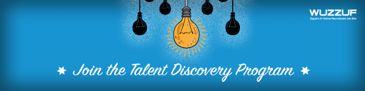 WUZZUF Talent Discovery Program cover photo