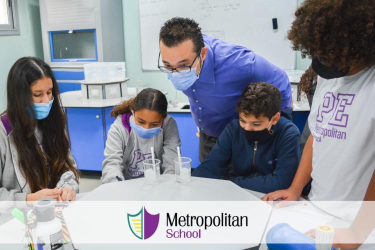Metropolitan school cover photo