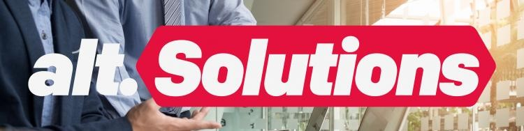 Alternative Solutions cover photo