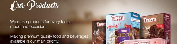 Dreem Mashreq Foods  cover photo