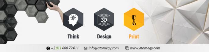 ATOM 3D Printers cover photo