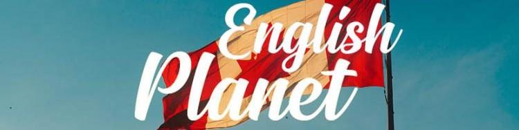 English planet cover photo