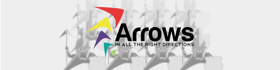Arrows cover photo