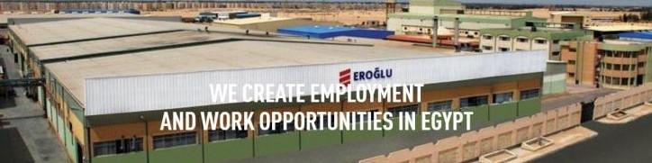 Eroglu Egypt For Ready Made Garments cover photo